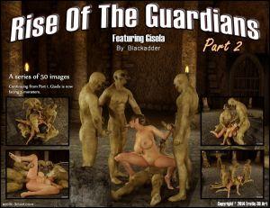 Blackadder- Rise Of the Guardians 2