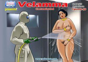 Velamma 58- Contaminated