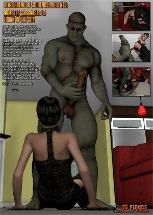 3DFiends- Monster Chronicles 16