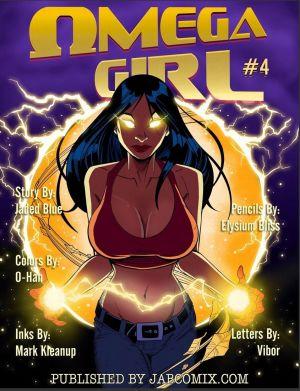 Jab Comix – Omega Girl 4