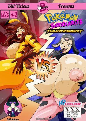 Pokemon Sexxxarite Tournament
