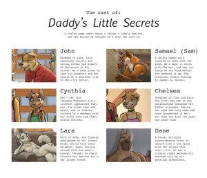 Daddys Little Secrets