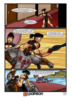 Hero Tales #1- Legs to Kill - part 2