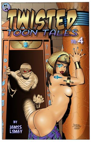 James Lemay- Twisted Toon Tales 4 & 5
