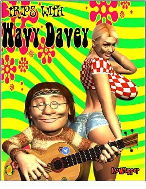 Kow tipper- Trips with Wavy Davey
