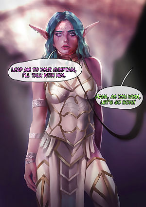 Tyrande Negotiation - part 2