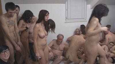 Homemade group sex photos
