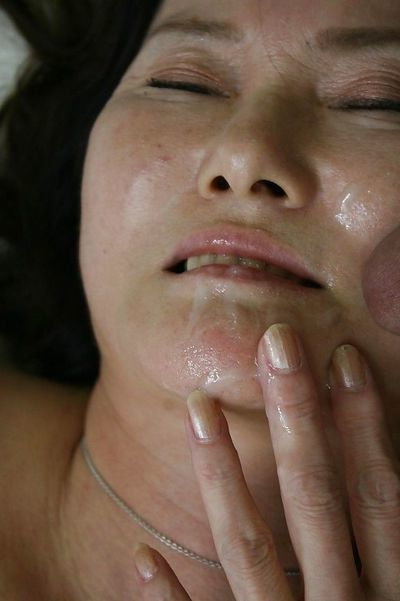 Sexual eastern MILF Michiko Sudo gains penetrated and facialized
