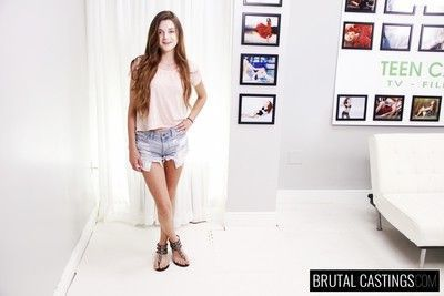 Alex mae, a hot girl with a skateboard attitude, wants to be a model and enjoy t