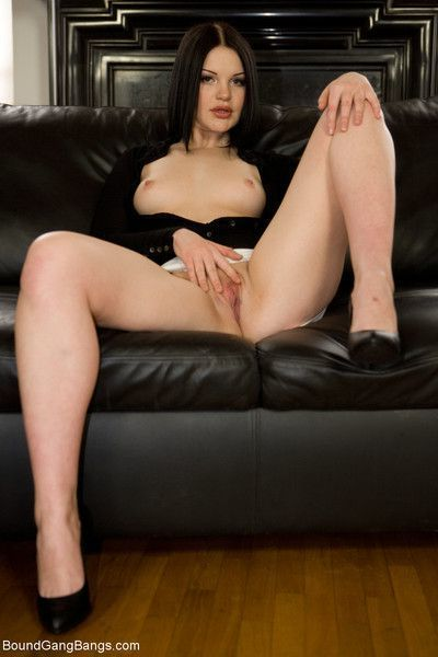 Russian babe rita plays the victim in this fantasy role play home invasion updat