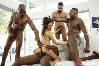 Mila jade group sex