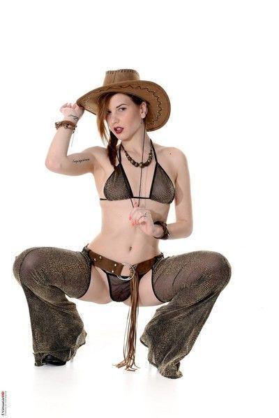 Candy sweet western saloon