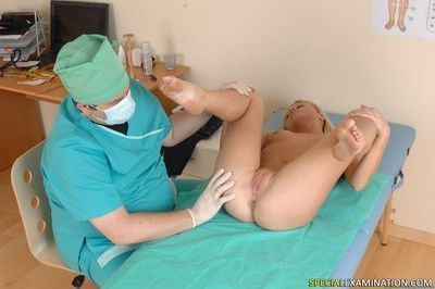 Nude medical exams