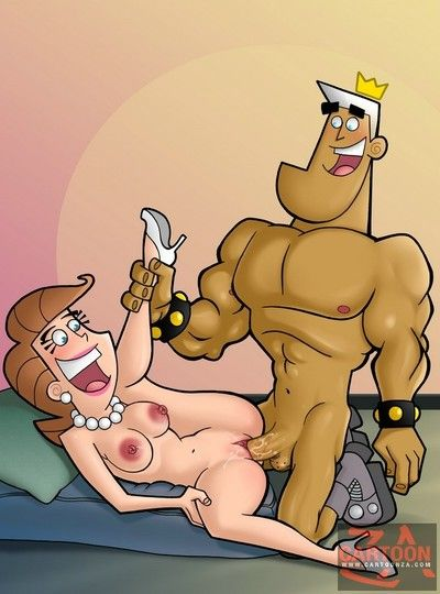 Horny pinched pile up and ariel