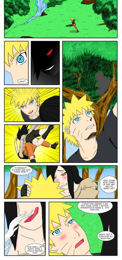 [Matt Wilson] Quick-witted Deodorant Chapters 1-24 (Naruto) [English] [Ongoing]