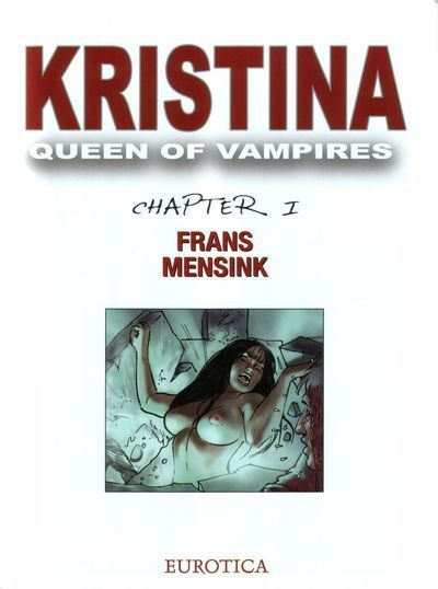 [Frans Mensink] Kristina Queen of Vampires - Chapter 1